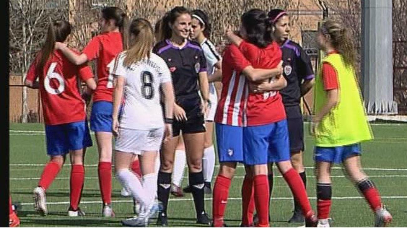 1-2. El Atlético derrota sobre la bocina al Madrid CFF