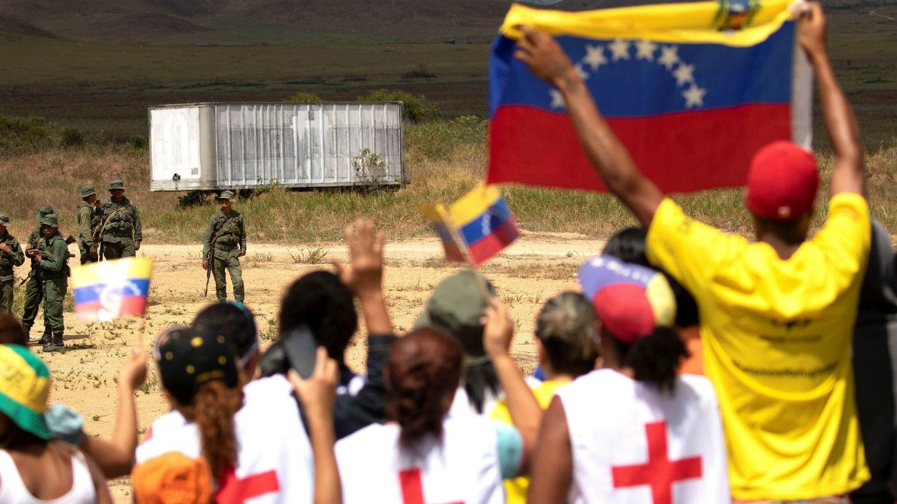 Colombia ordena el regreso de los diplomáticos en Venezuela