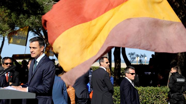 """Sánchez pide """"perdón"""" en nombre de España a todo el que sufrió exilio tras la Guerra Civil"""