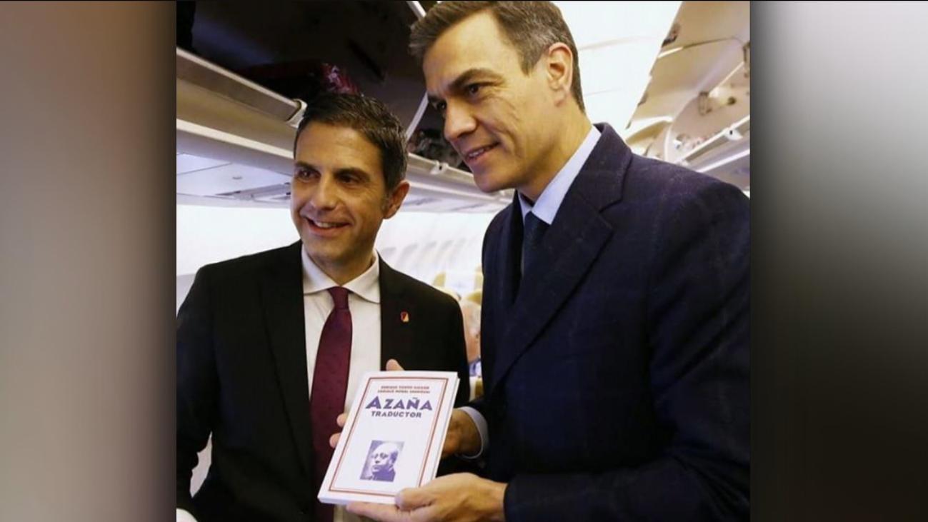 Los libros de los Presidentes del Gobierno