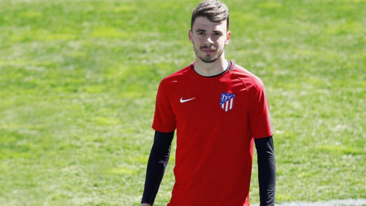 Entrevista con Cristian, jugador del Atleti B, nuevo líder en Segunda B