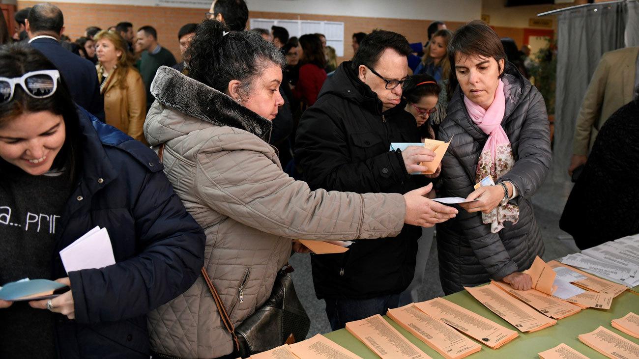 12.000 discapacitados madrileños podrán votar por primera vez en las próximas elecciones