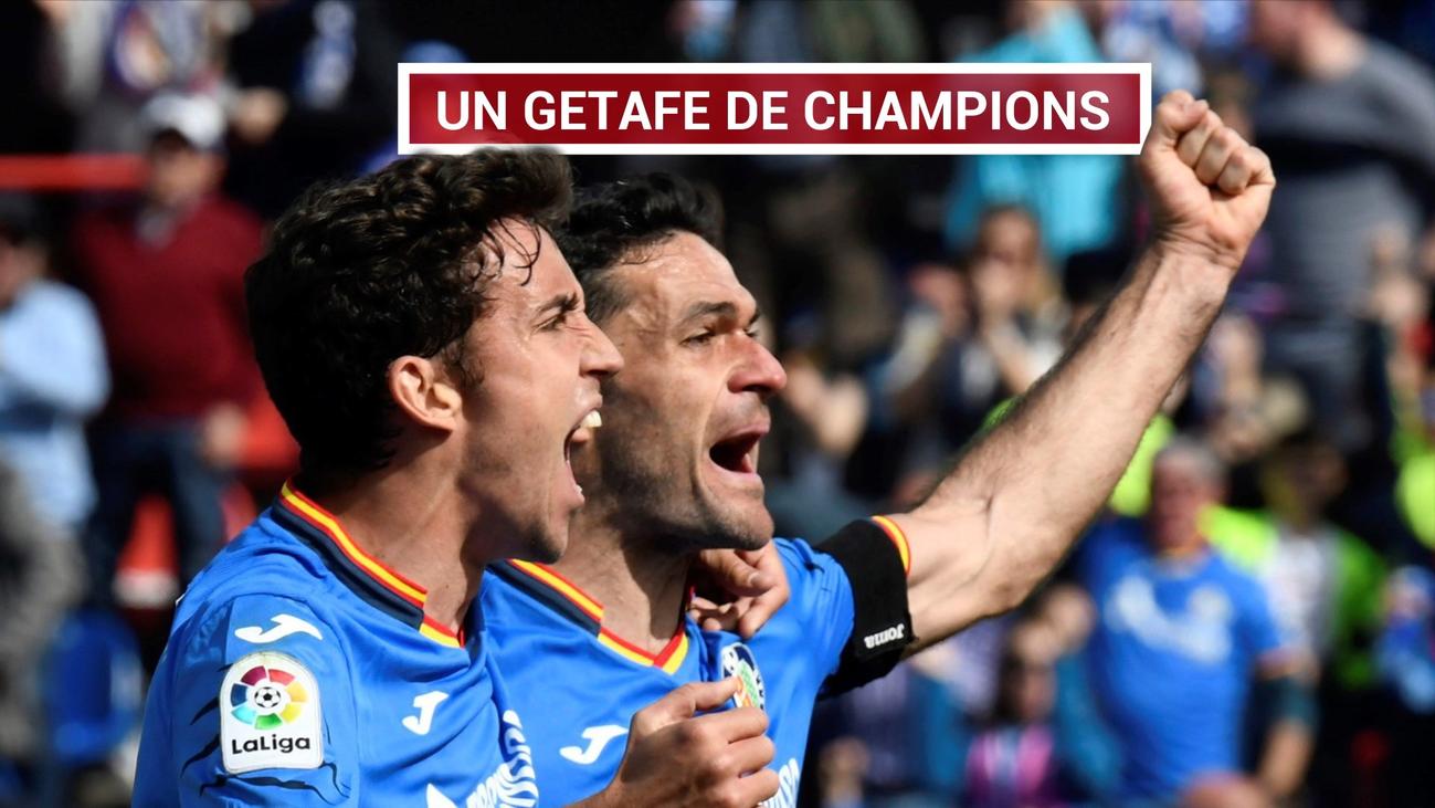 El mejor Getafe de la historia pisa zona Champions