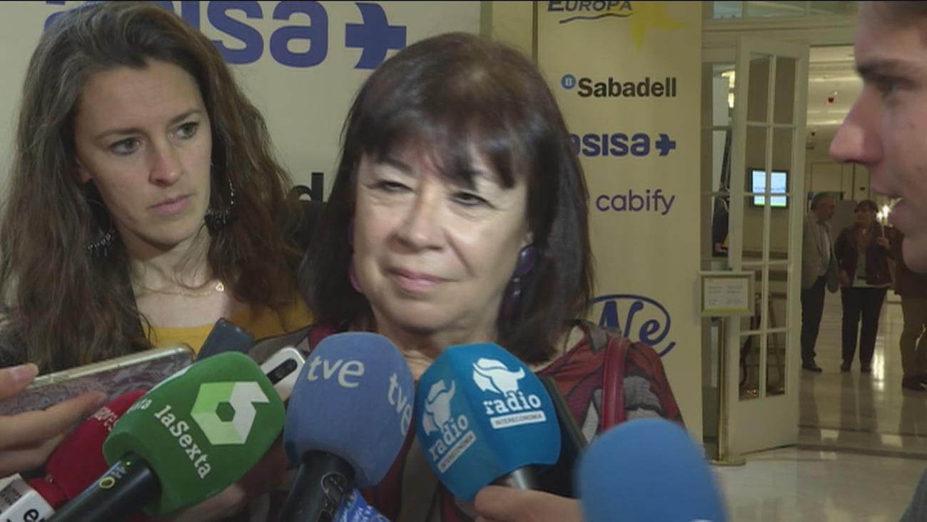 Narbona pide a Rivera recapacitar sobre el veto de Ciudadanos al PSOE