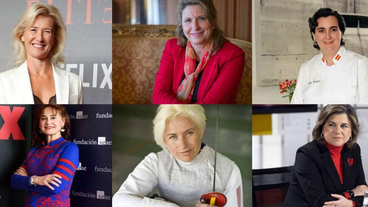 La Comunidad distingue a seis mujeres por su compromiso con la Igualdad