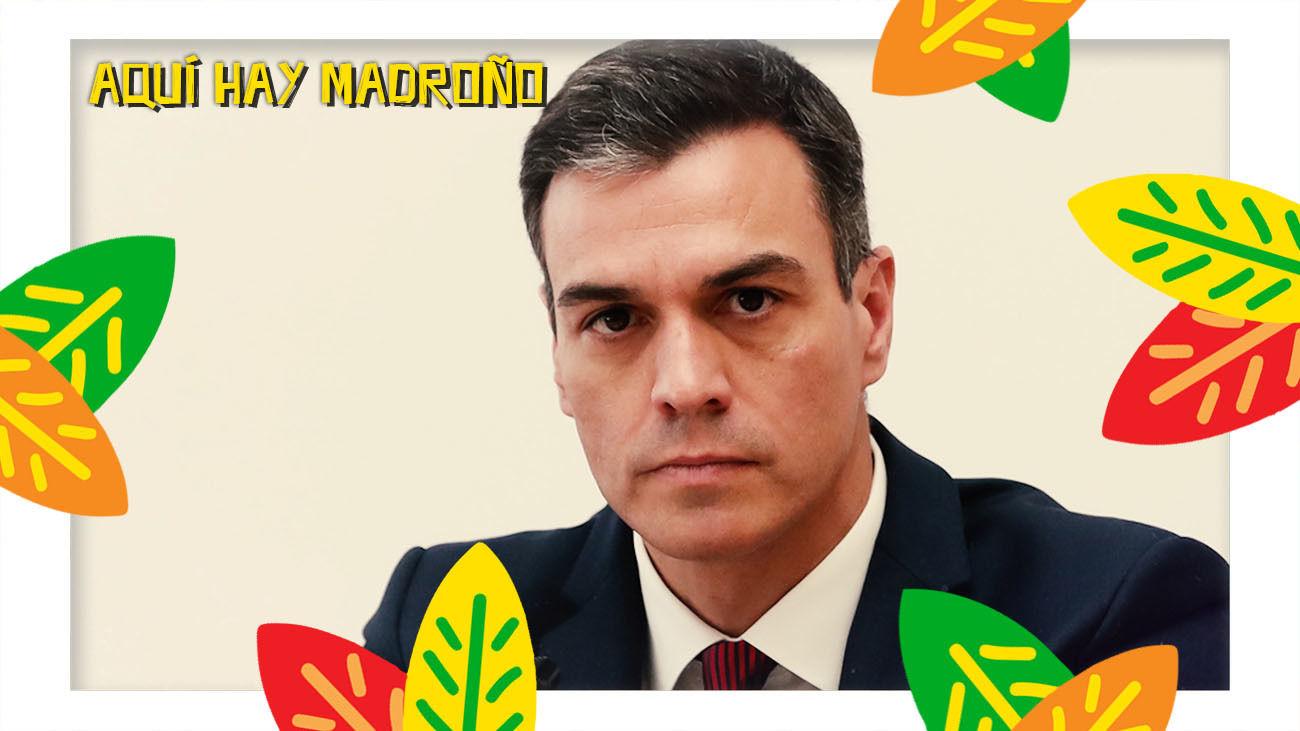 El cambio físico de Pedro Sánchez en los últimos años