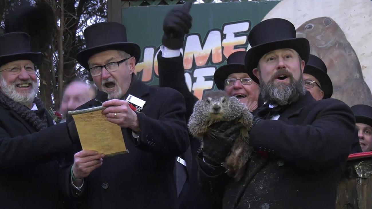 Vivimos la celebración del Día de la Marmota en el condado de Jefferson