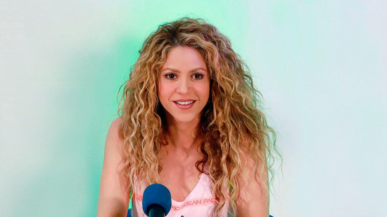 Shakira, citada a declarar por fraude fiscal