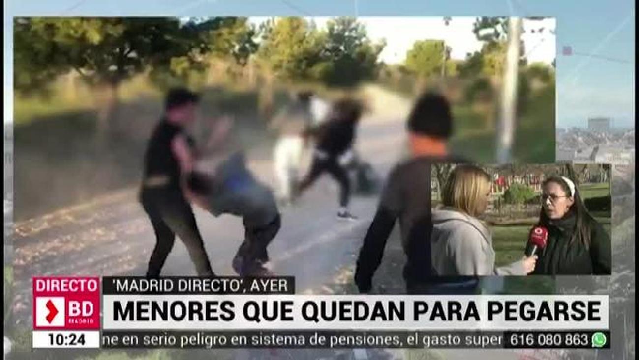 Los institutos muestran indiferencia ante las peleas de menores en Torrejón de Ardoz
