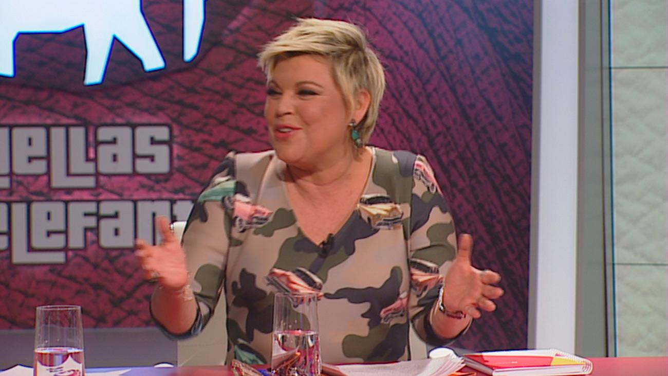 """Terelu Campos: """"A Raphael le gusta gustar a los hombres y a las mujeres"""""""