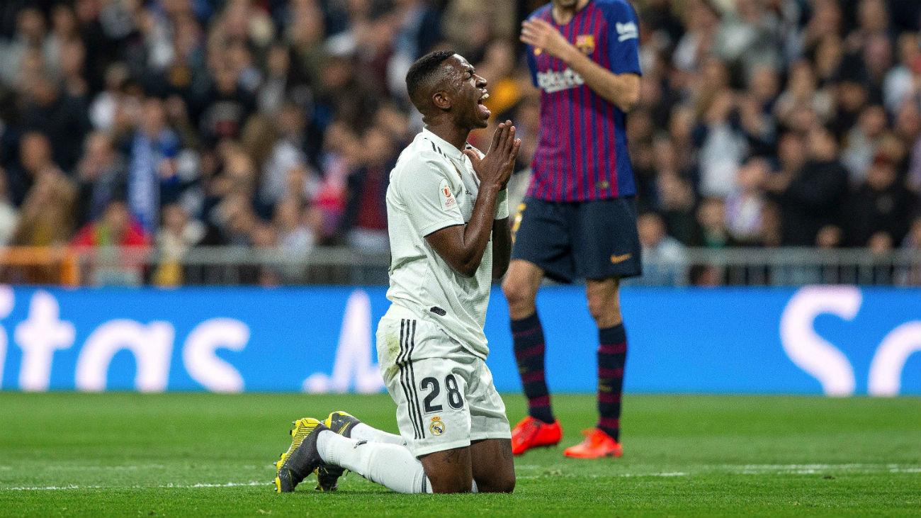 0-3. El Real Madrid perdona y se queda sin final de Copa