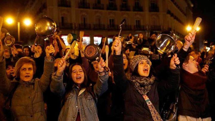 Guía y mapas para vivir la Huelga Feminista del 8 de marzo en Madrid