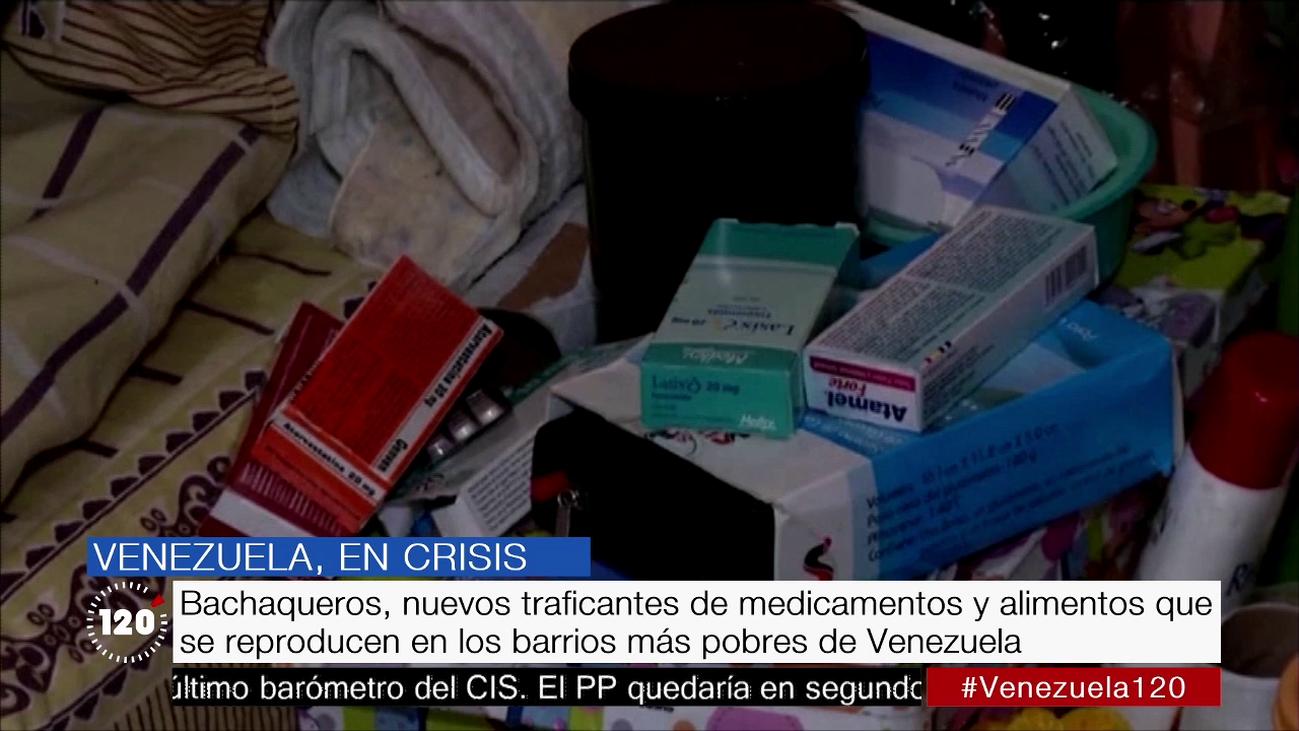 Así es el mercado negro en Venezuela con los medicamentos y los alimentos