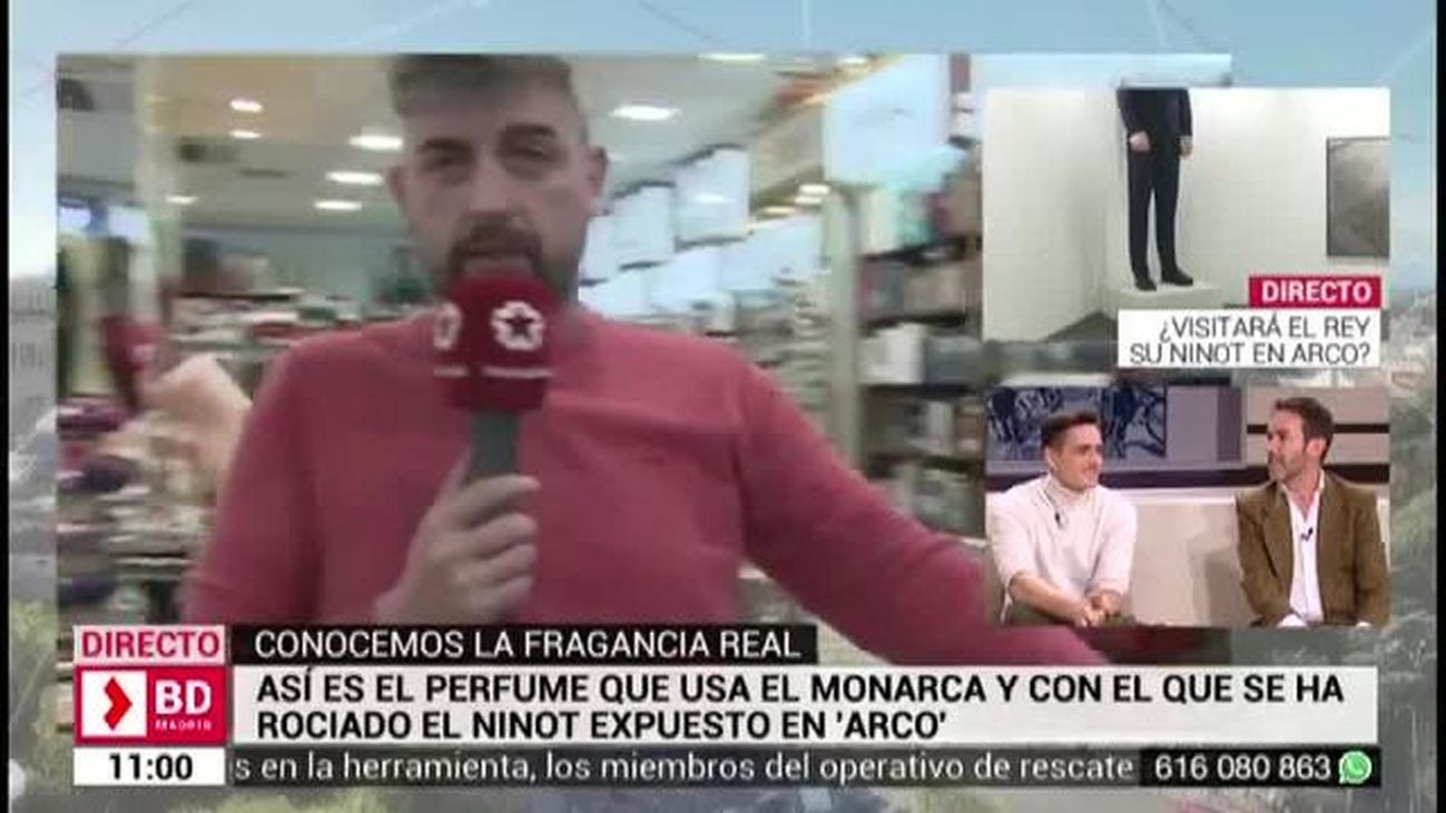 Buenos Días Madrid (10:30 - 11:30) 28.02.2019