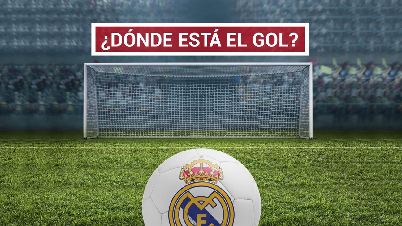 El Real Madrid fue mejor ante el Barça, pero sin gol