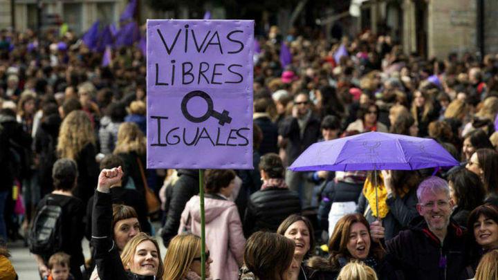 Los 44 años del feminismo defendiendo la igualdad, tras varios siglos en lucha