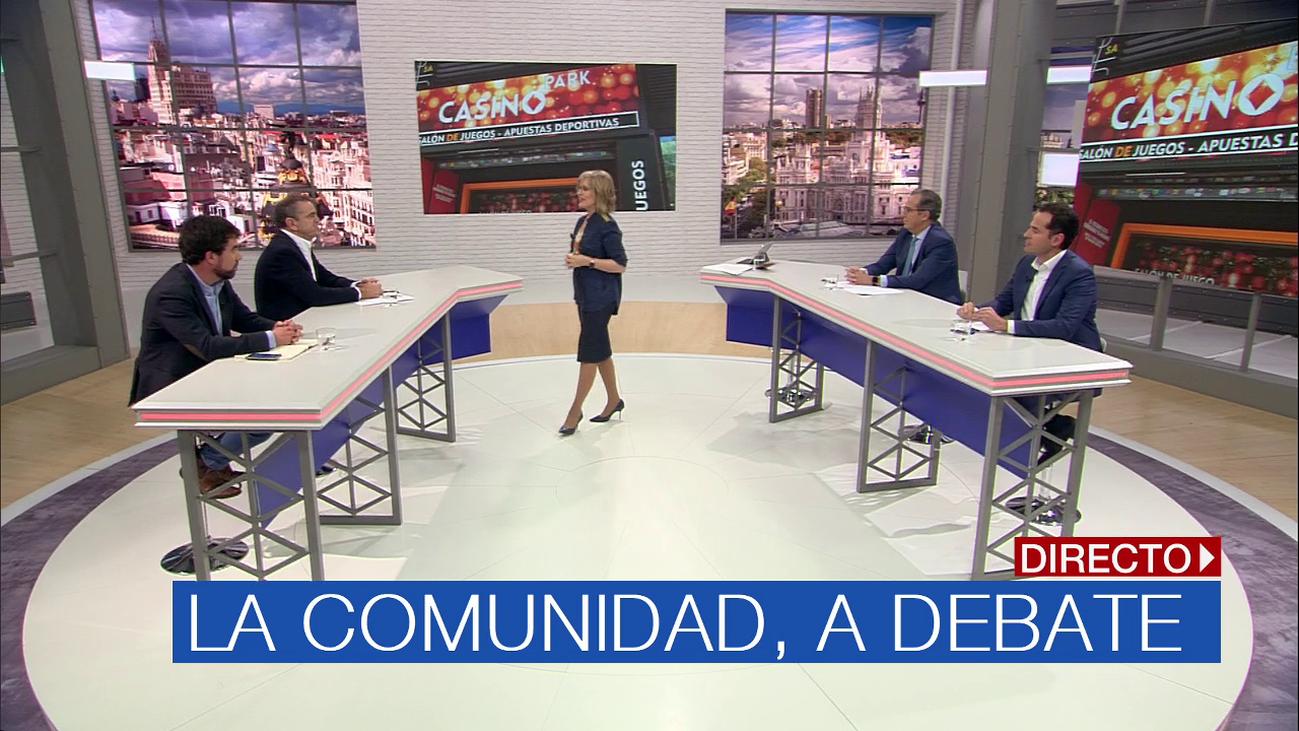 La Comunidad de Madrid, a debate