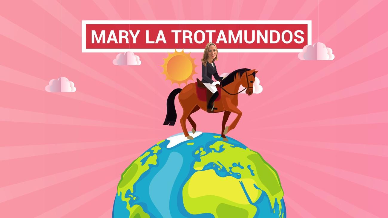 Mery Ruiz,  la capitana del Tacón