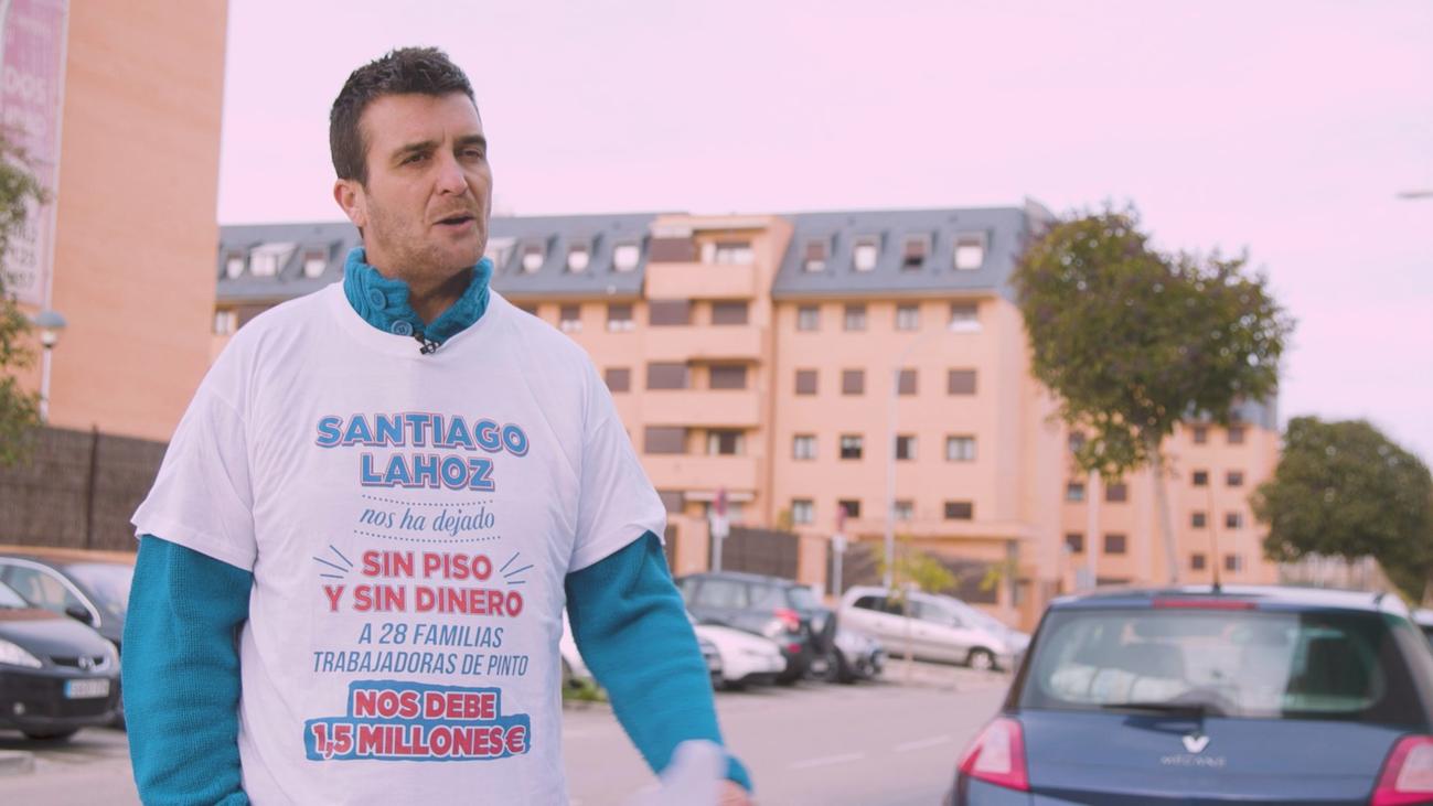 Las 28 familias de Pinto que se quedaron sin piso y sin ahorros