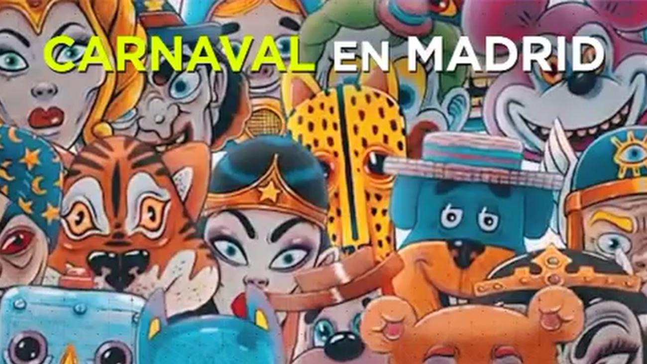 Arranca oficialmente el Carnaval en Madrid