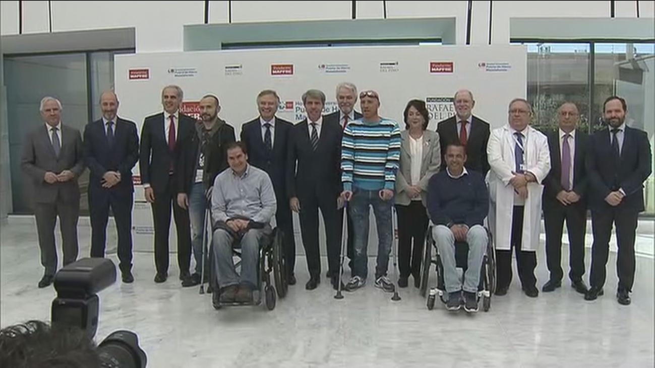 Madrid , pionera en Europa en tratar lesiones medulares con terapia de células madre