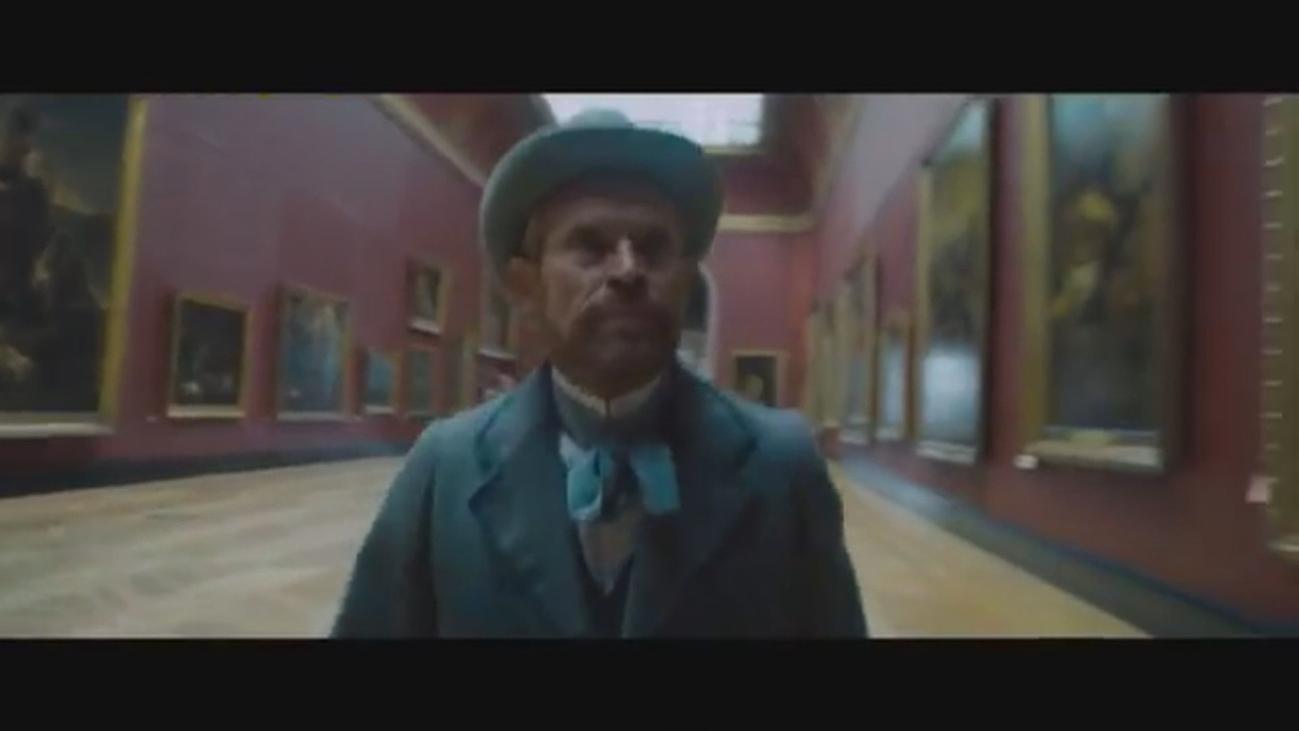 """""""Van Gogh a las puertas de la eternidad"""""""