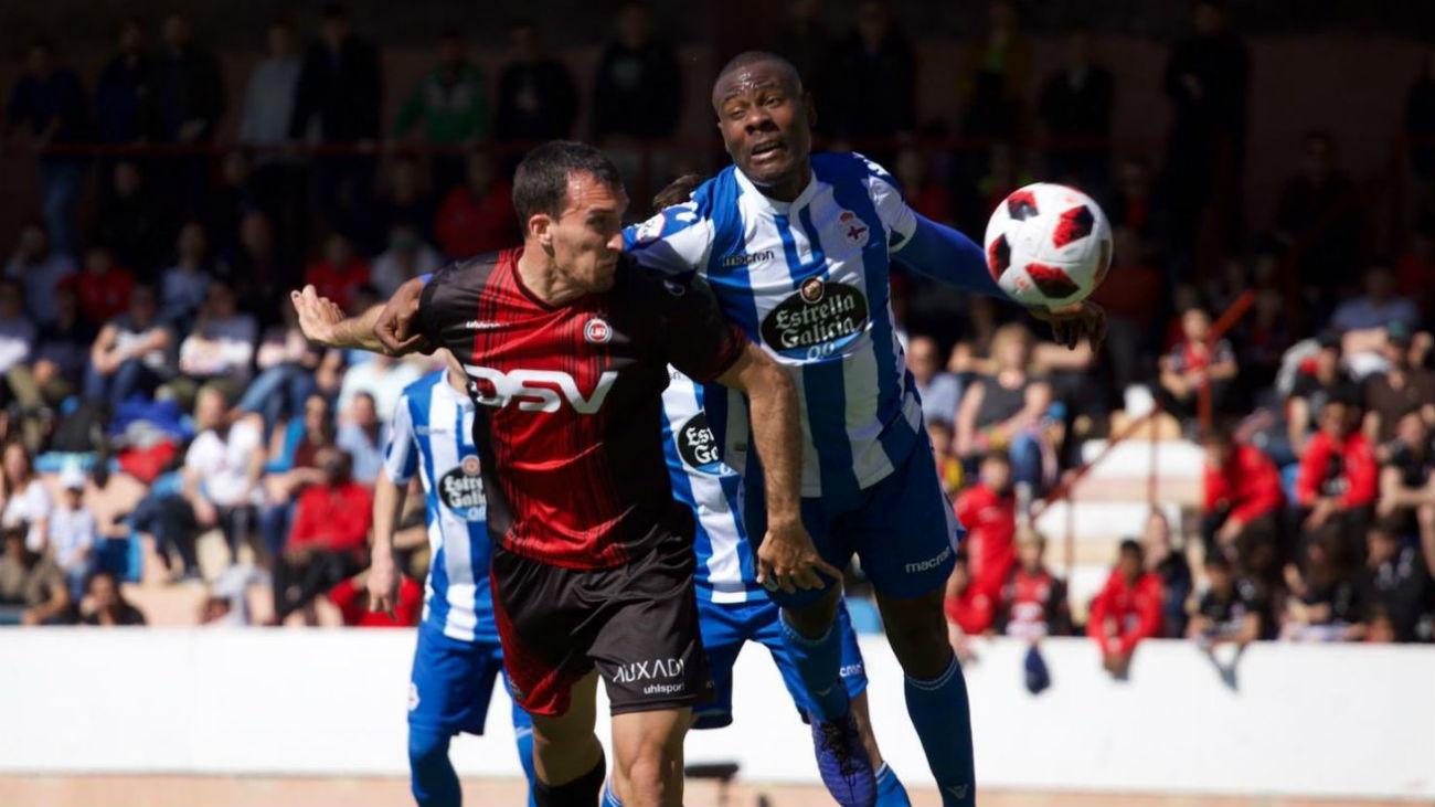 1-0. El Adarve derrota al Fabril