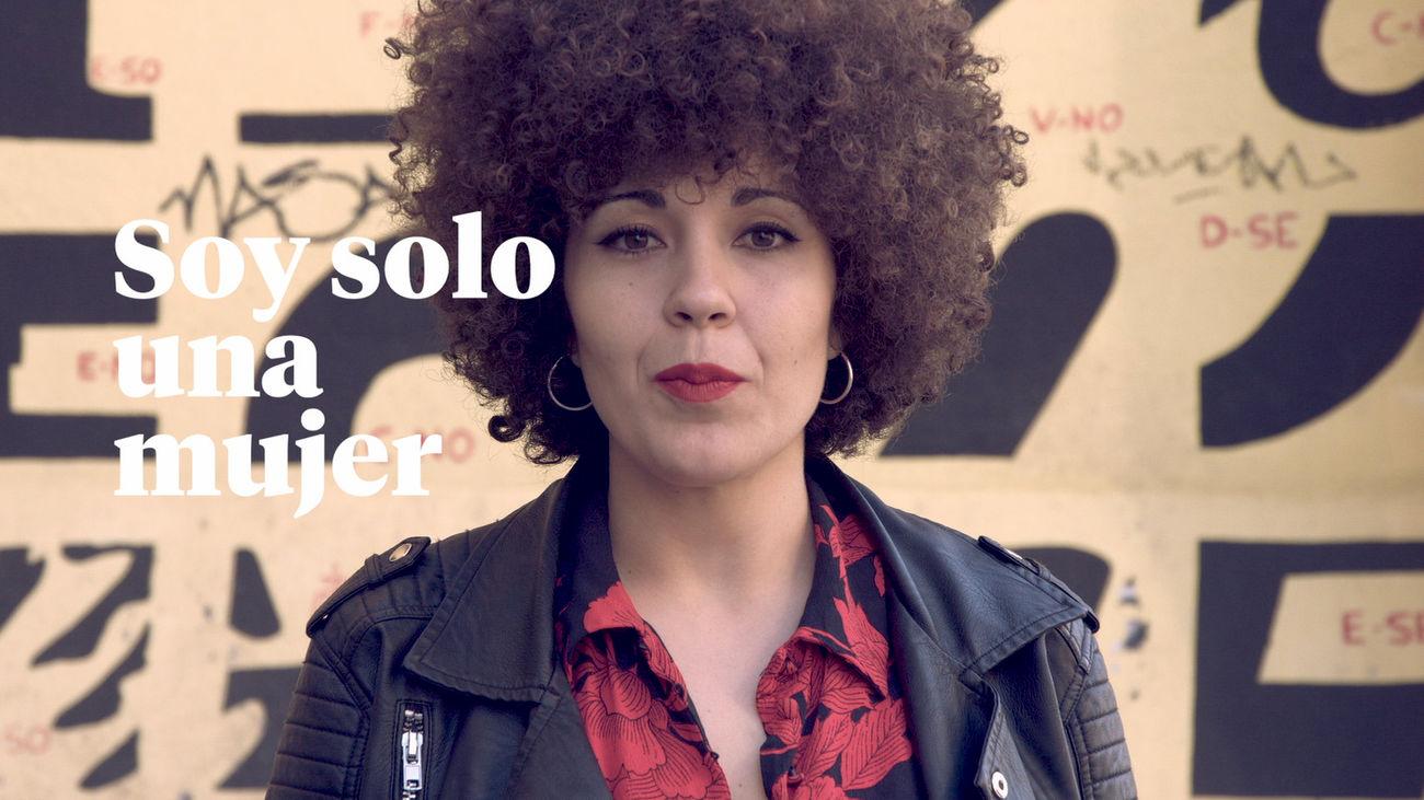 Campaña 'Soy solo una mujer y ya es bastante' de Telemadrid.