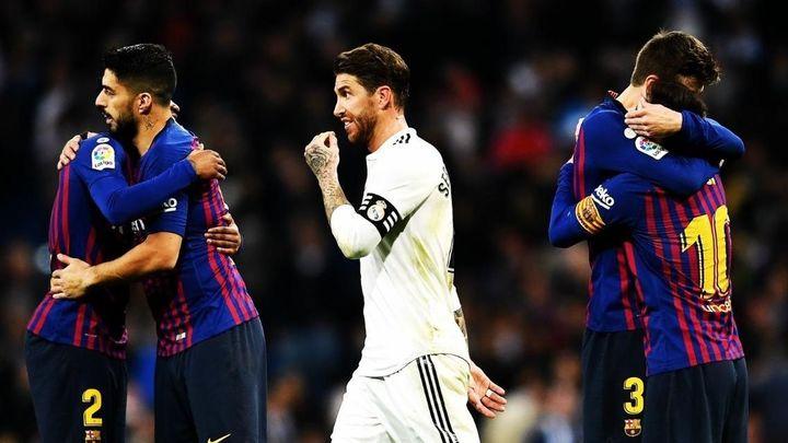 0-1. El Real Madrid, incapaz de ganar al Barça