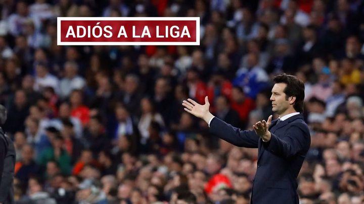 """Solari: """"La Liga se disputa hasta la última fecha, no importa la distancia"""""""