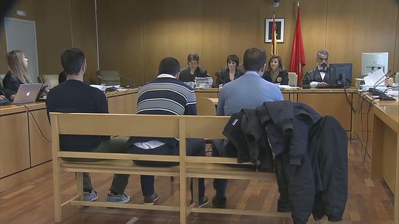La Audiencia de Madrid ordena el ingreso en prisión de la Manada de Villalba