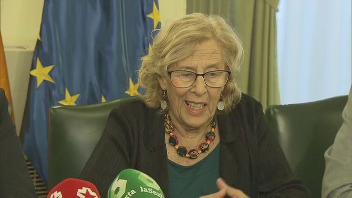 Carmena dice que se han evitado 8.000 desahucios en Madrid por sus ayudas al alquiler