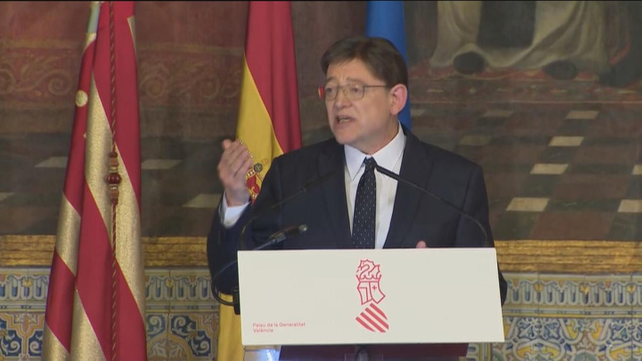 Puig adelanta las elecciones valencianas al 28 de abril pese al rechazo de Compromís