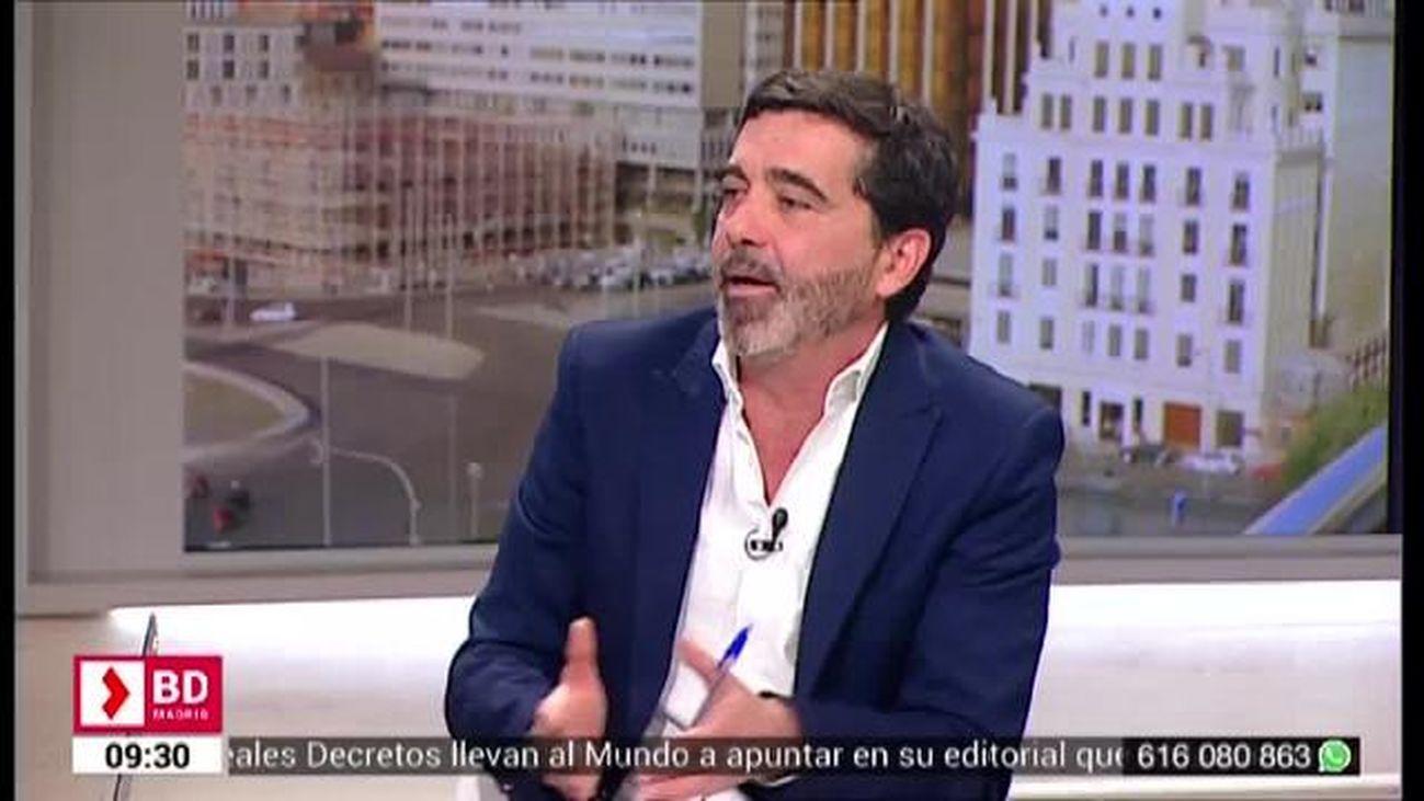 Buenos Días Madrid (8:30 - 10:30) 05.03.2019