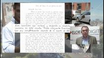 El 'rey del cachopo' defiende su inocencia en una carta a un colaborador de Telemadrid