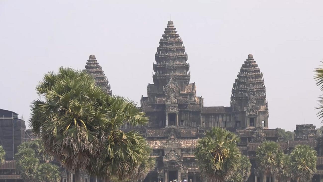Los templos de Angkor, Patrimonio de la Humanidad