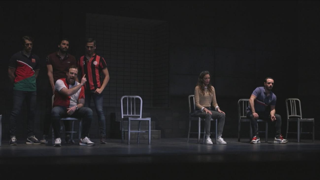 'Jauría',teatro documental sobre el juicio a La Manada