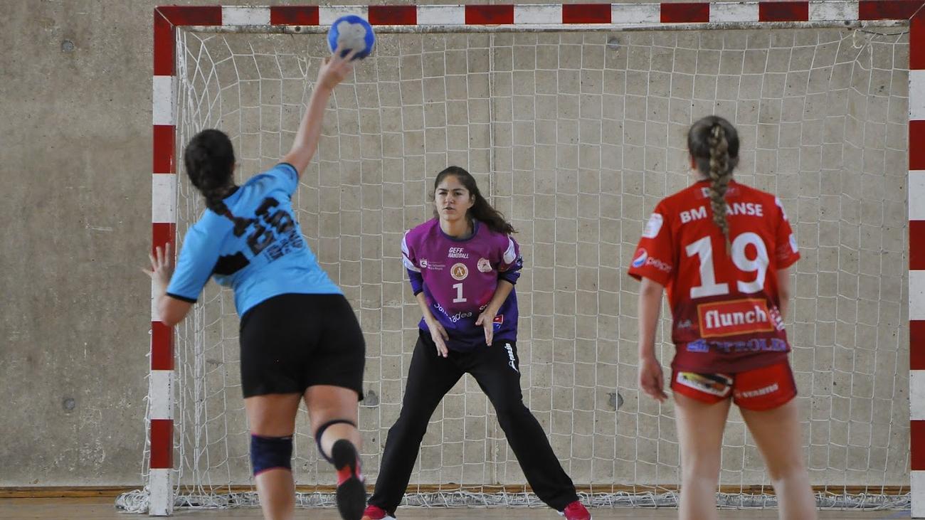 Villaverde-Sanse, balonmano en La Otra