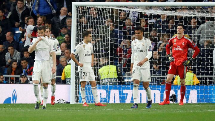 1-4. El peor Real Madrid, eliminado en Champions por el Ajax