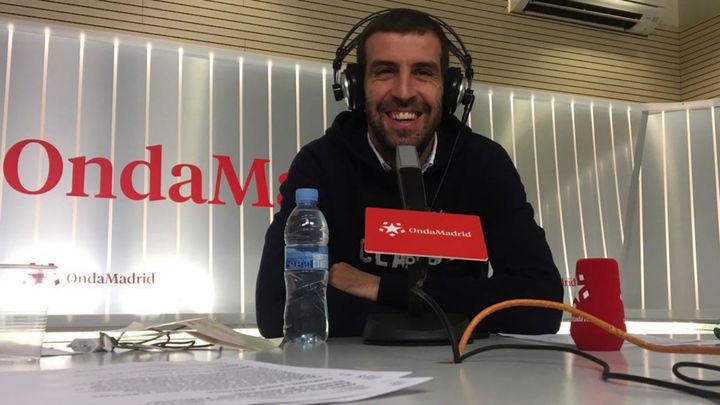 """Trashorras: """"Para el Rayo, jugar contra el Barcelona es un premio"""""""