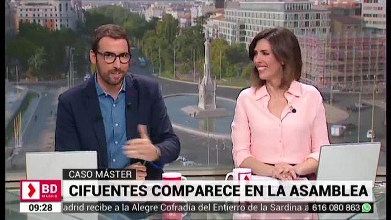 Buenos Días Madrid (8:30 - 10:30) 06.03.2019