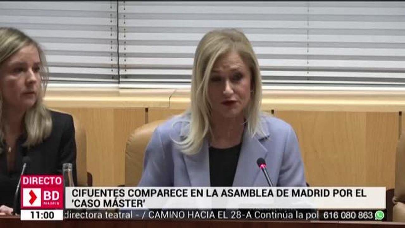 Buenos Días Madrid (10:30 - 11:30) 06.03.2019