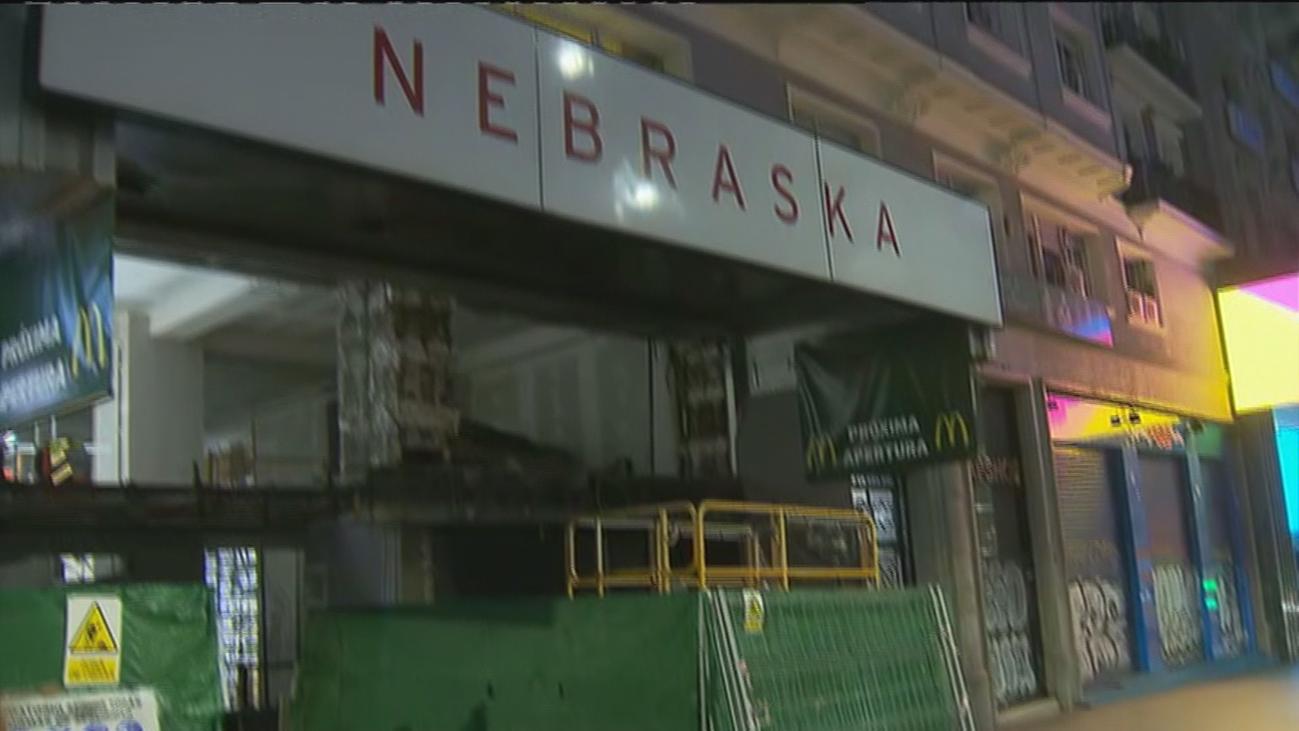 La cafetería Nebraska de Gran Vía ya tiene sucesora en el local: McDonald's