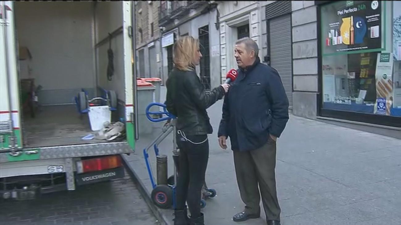 Los transportistas autónomos temen las multas de Madrid Central