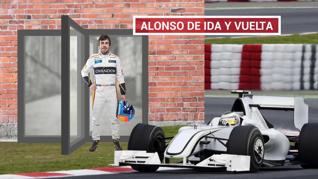 Alonso volverá a la Fórmula 1 si le ofrecen un coche competitivo