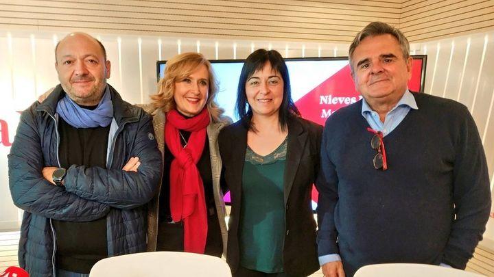Duelo de alcaldes con María Luz Lastras y Narciso de Foxa