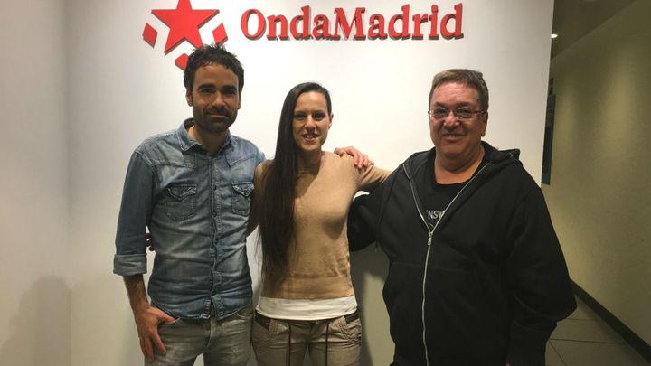 Joana Pastrana defiende el título mundial en Moralzarzal