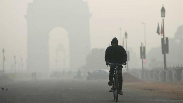 Nueva Delhi es la capital más contaminada del mundo, según un estudio
