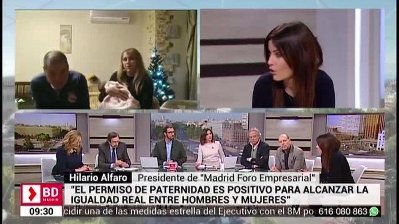 Buenos Días Madrid 07.03.2019