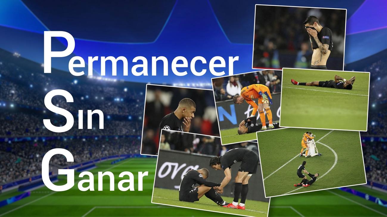 PSG, un fracaso reiterado en la Champions